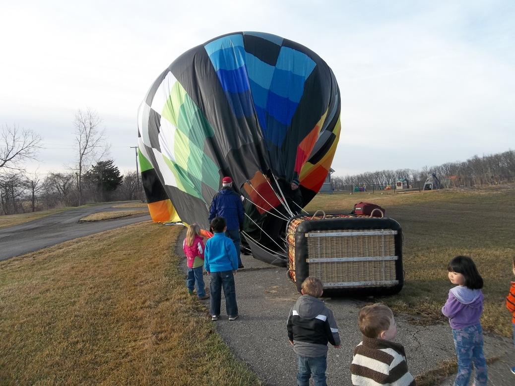 hot air balloon 012