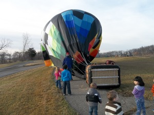 hot air balloon 012