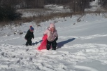 sledding day march 16 033