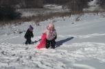 sledding day march 16 033