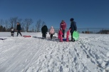 sledding day march 16 038