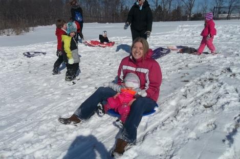 sledding day march 16 039